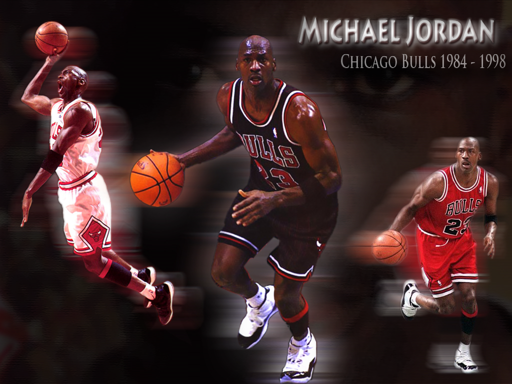 michael jordan - basketball hero picture